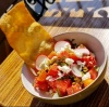 Watermelon Fattoush Salad