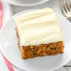 NEW! ANNEKE`S CARROT CAKE