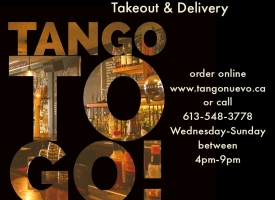 Takeout & Delivery!